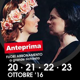 """""""VIRGINEDDA ADDURATA"""" con Egle Doria e Francesca Vitale"""