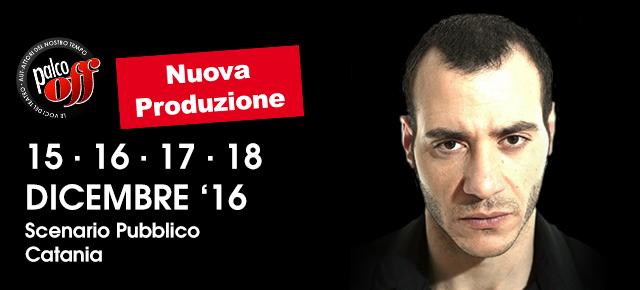 """""""MISANTROPO"""" adattamento e regia Nicola Alberto Orofino"""