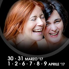 """""""SEX AND THE THEATRE"""" con Egle Doria e Francesca Vitale"""