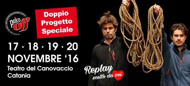 """""""(S)LEGATI"""" di e con Mattia Fabris e Jacopo Bicocchi"""