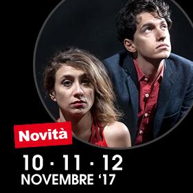"""""""LA CREPANZA"""" con Francesco D'Amore e Luciana Maniaci"""