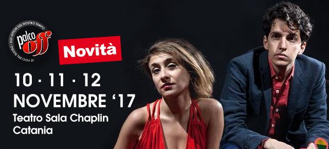 """""""LA CREPANZA"""" con Francesco D'Amore e Lucia Maniaci"""