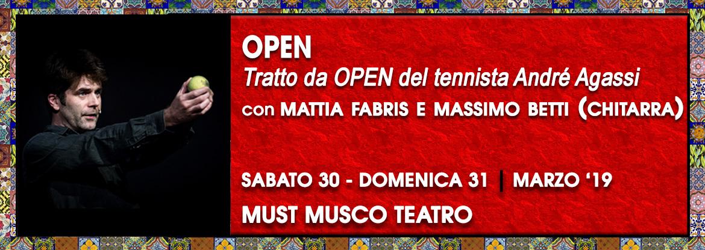 Open Andre Agassi Mattia Fabris