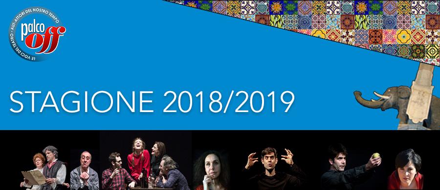 Risultati immagini per catania stagione teatrale 2018 19
