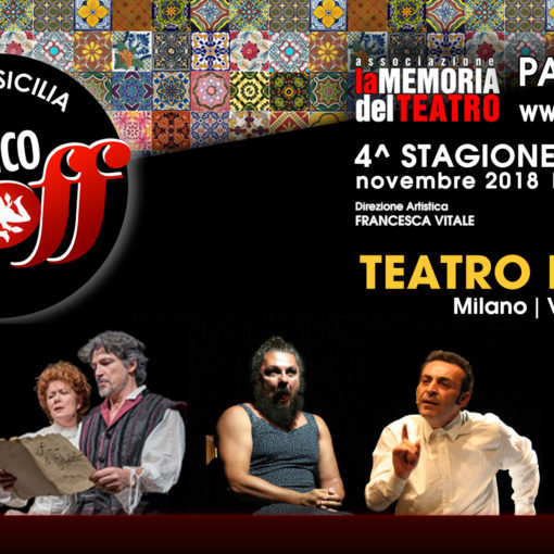 PALCO OFF MILANO Teatro Libero