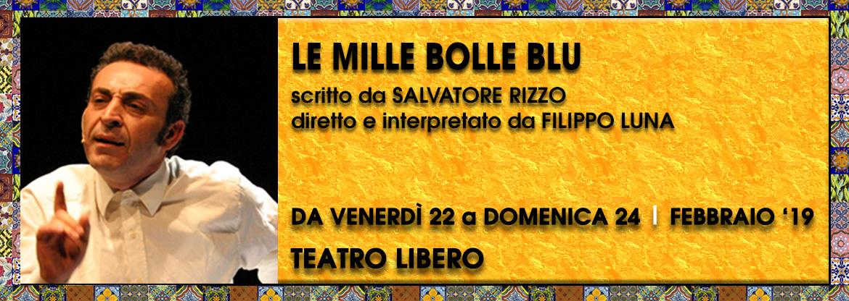 Le mille bolle Teatro Milano Luna