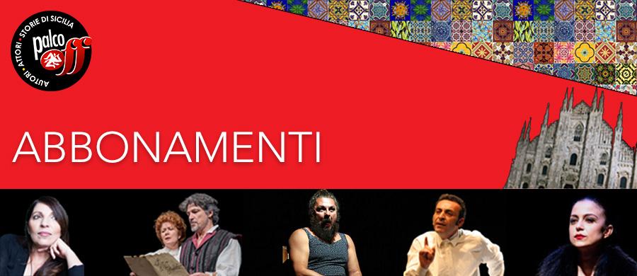 Abbonamenti Palco OFF Milano Teatro Libero