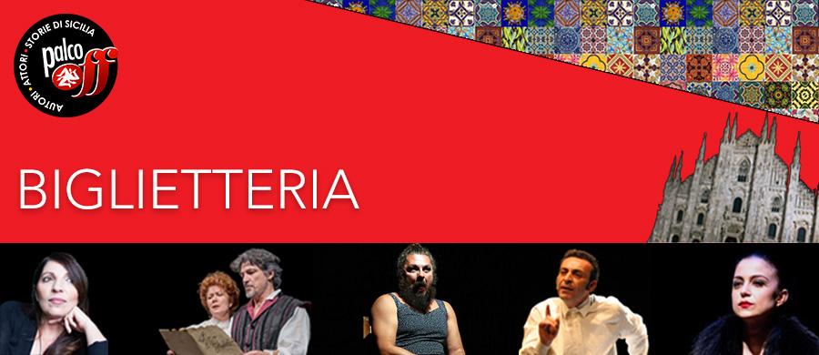 Biglietti Palco OFF Milano Teatro Libero