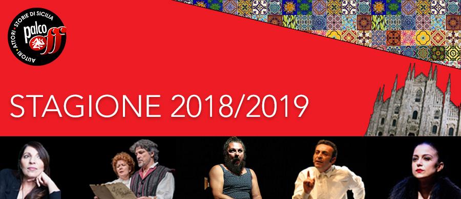 Stagione Palco OFF Milano Teatro Libero