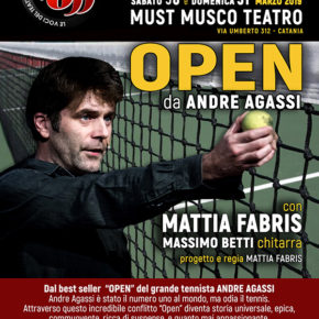 Open - Andre Agassi Mattia Fabris
