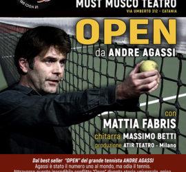 Open da Andre Agassi