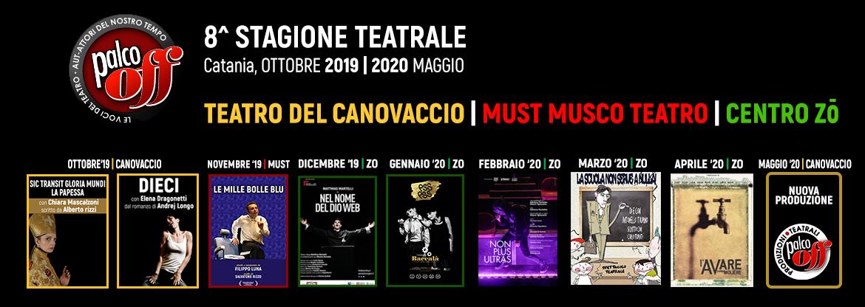 Palco OFF Catania 2019 2020